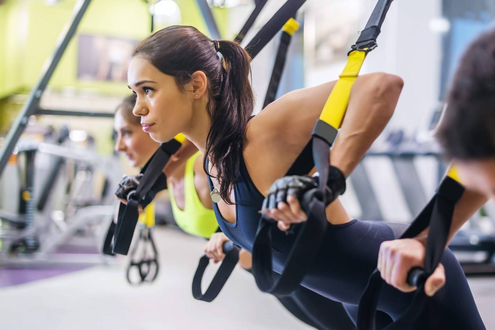 Cull Body TRX Workout