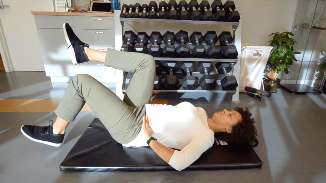 hip pain and weakness hip flexor bent knee insync. Black Bedroom Furniture Sets. Home Design Ideas